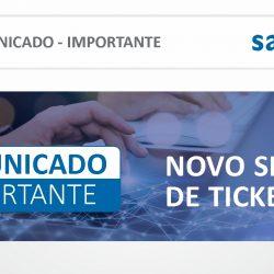 Comunicado Ticket