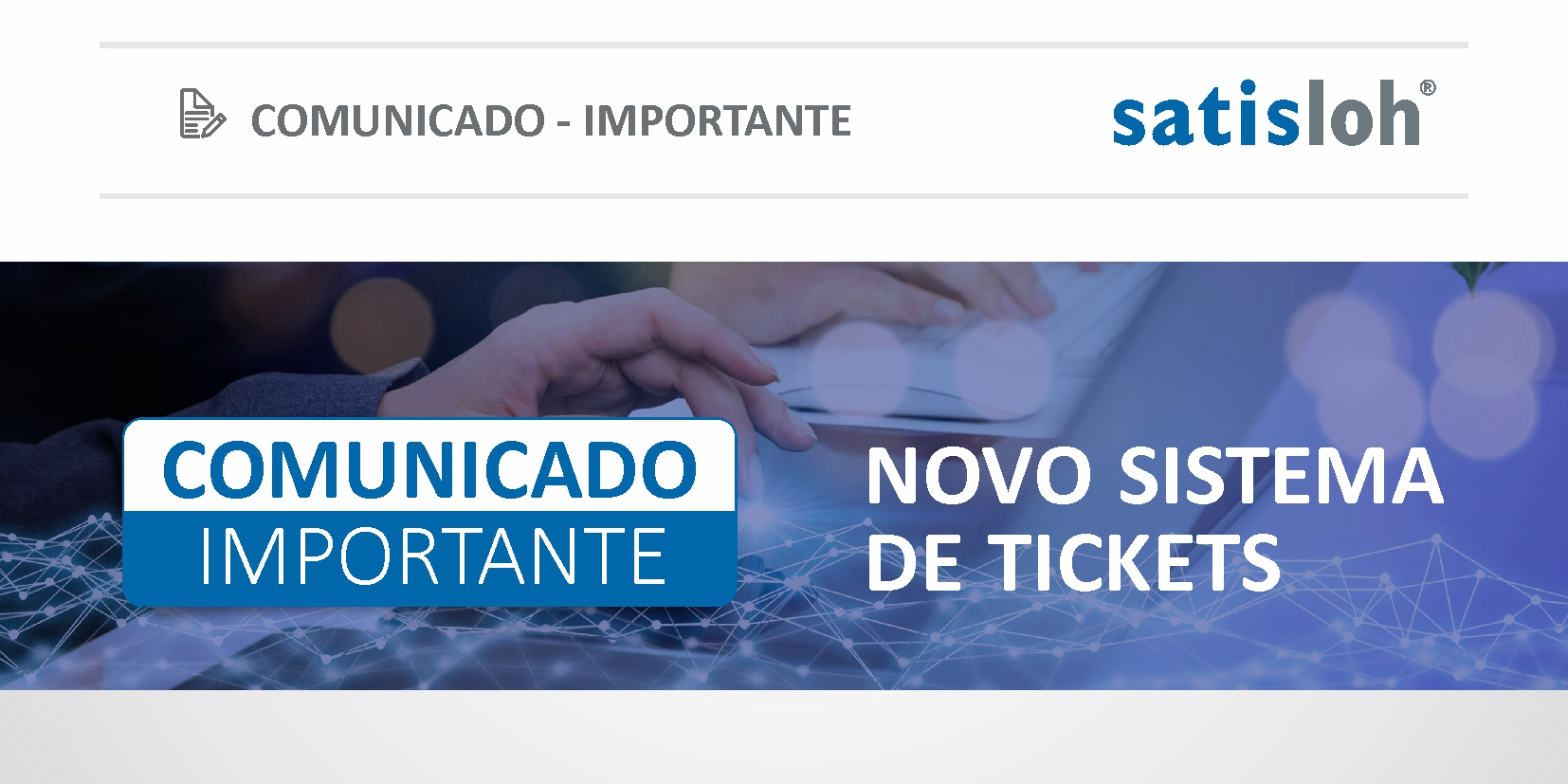 Comunicado Ticket